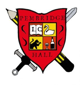 Pembridge Logo - designed by a student for our logo competition